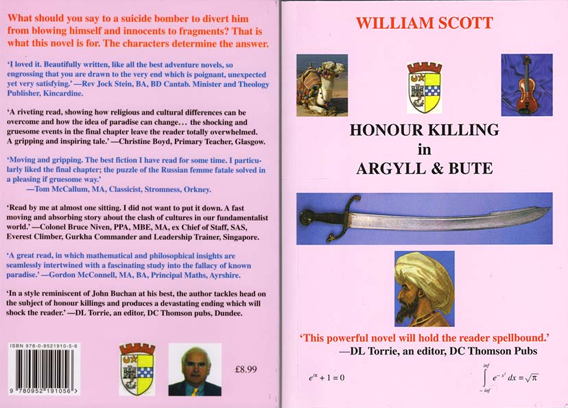 © Elenkus: Honour Killing in Argyll & Bute