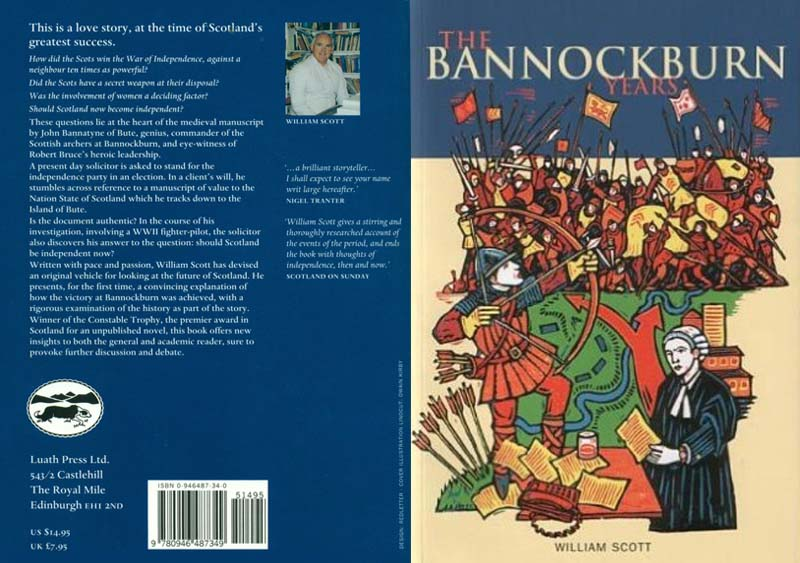 © Elenkus: The Bannockburn Year book cover